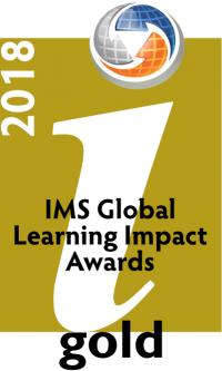 2018 Learning Impact Award Gold Medal Winners