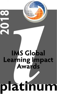 2018 Learning Impact Award Platinum Medal Winners