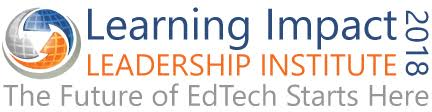 2018 Learning Impact Leadership Institute logo without dates