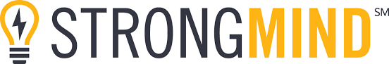 StrongMind logo